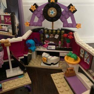 Lego Other - Lego Friends Pop Star Dressing Room 41104